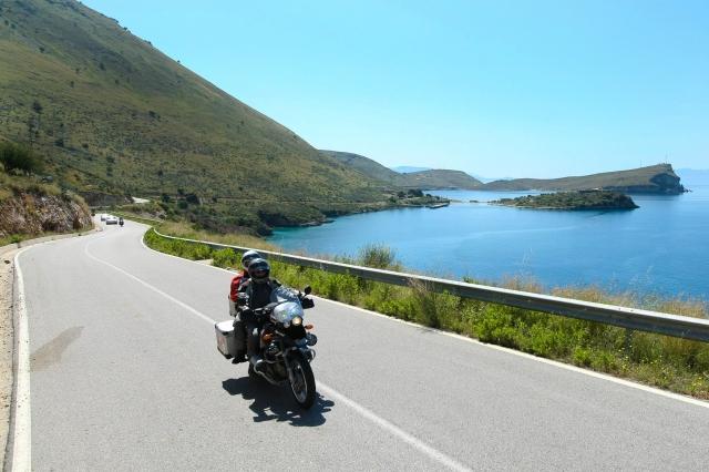 carretera croacia