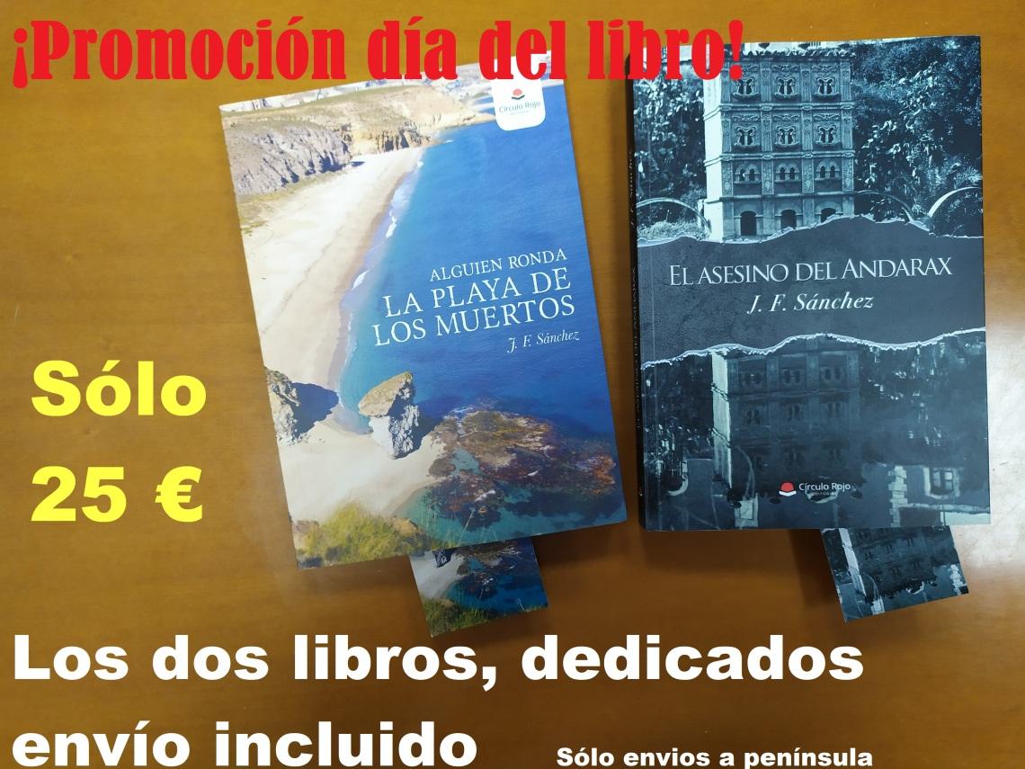 promocion dia del libro